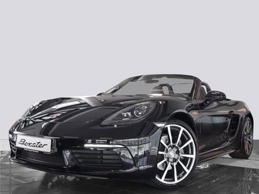 Unser exklusives Leasingangebot für Sie: Discover Porsche Leasing 718 Boxster