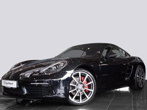 Unser exklusives Leasingangebot für Sie: Discover Porsche Leasing 718 Cayman S