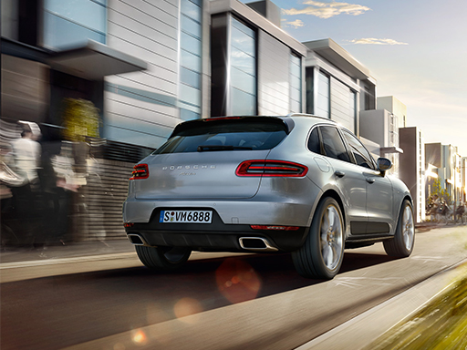 Exklusives Leasingangebot für private Kunden: Porsche Macan.