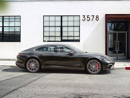 Exklusives Gebrauchtwagenleasingangebot für Privatkunden: Porsche Panamera Turbo