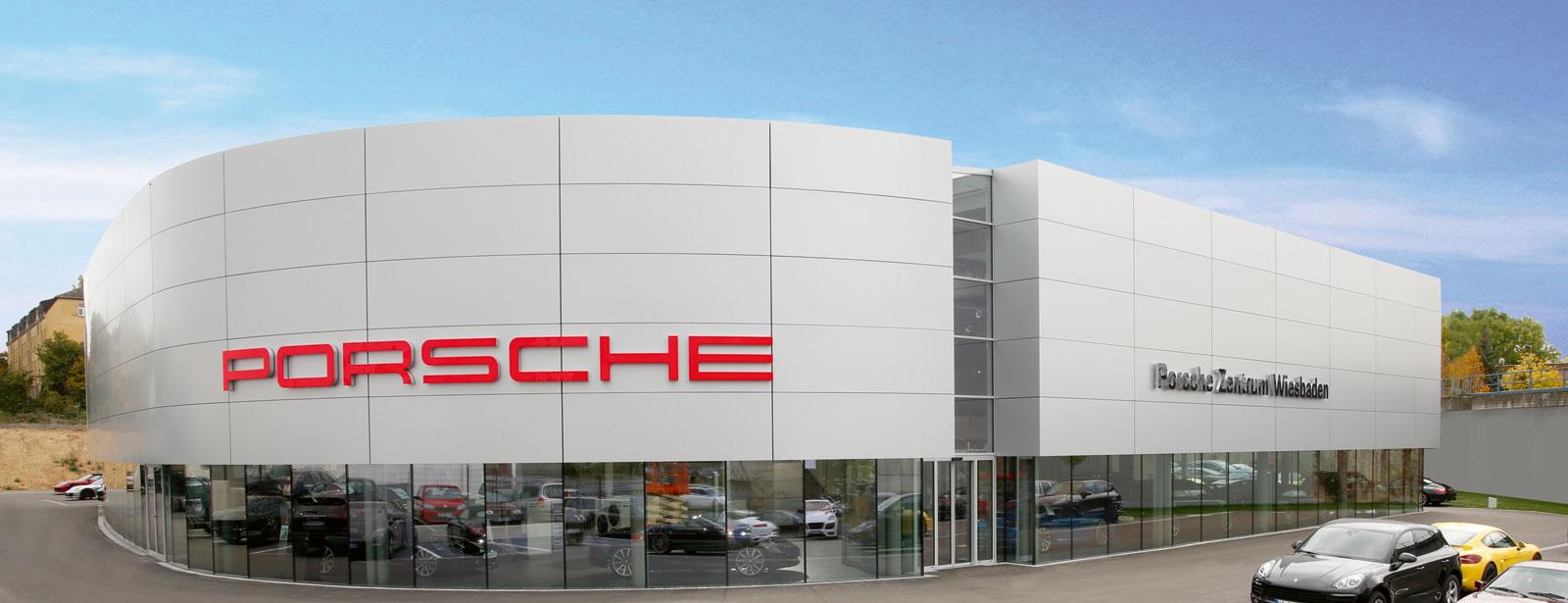 Porsche Centre Wiesbaden