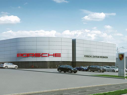 Die Faszination Porsche hat ein neues Zuhause.