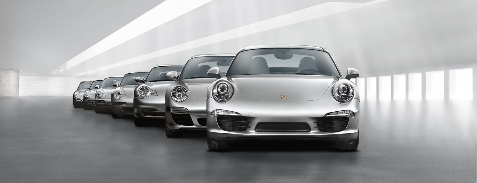 Die Porsche Anschluss-/Individual-/Gebrauchtwagengarantie